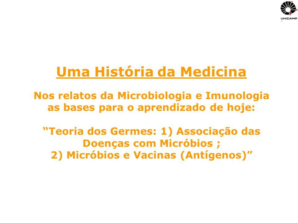 Uma História da Medicina