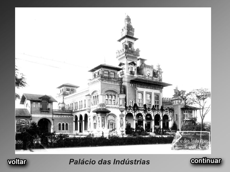 Palácio das Indústrias