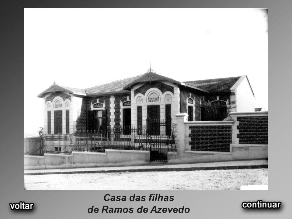 Casa das filhas de Ramos de Azevedo