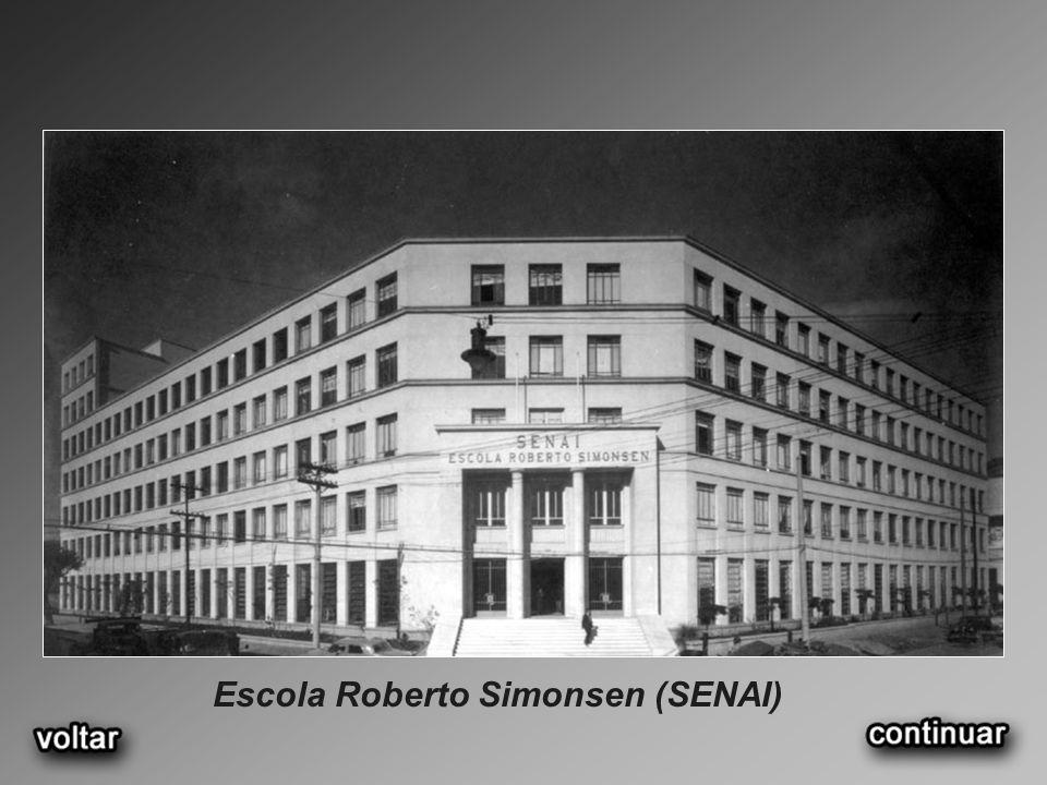 Escola Roberto Simonsen (SENAI)