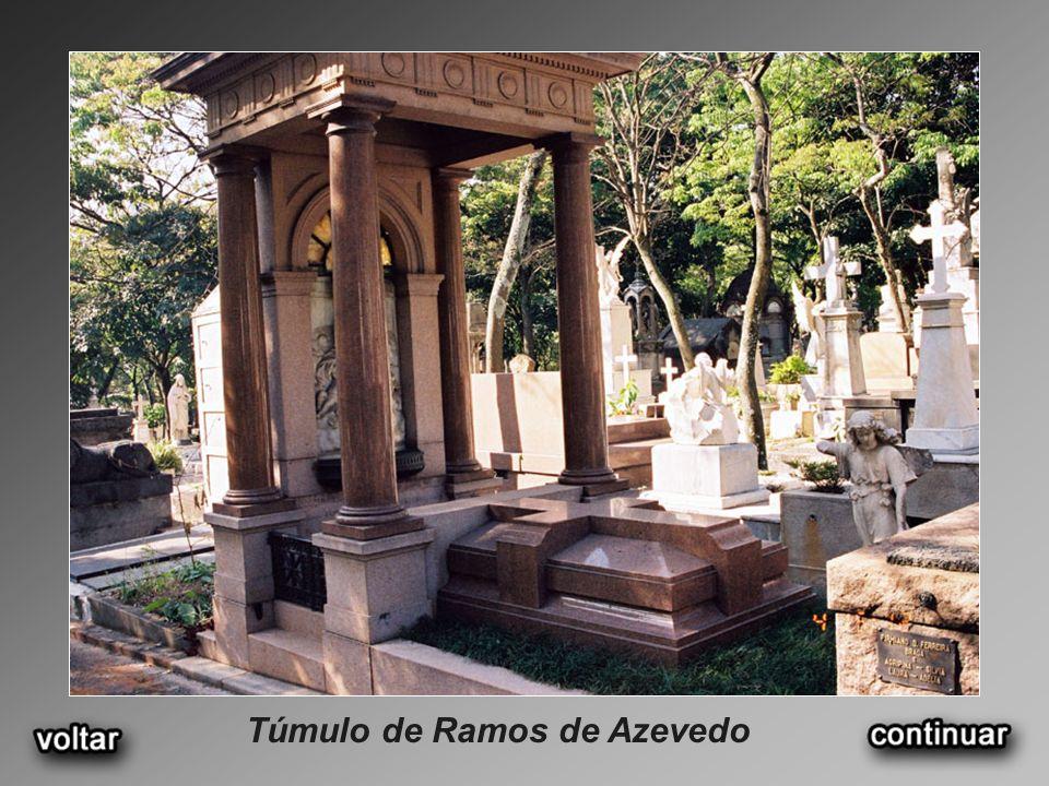 Túmulo de Ramos de Azevedo