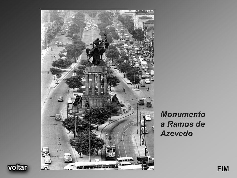Monumento a Ramos de Azevedo