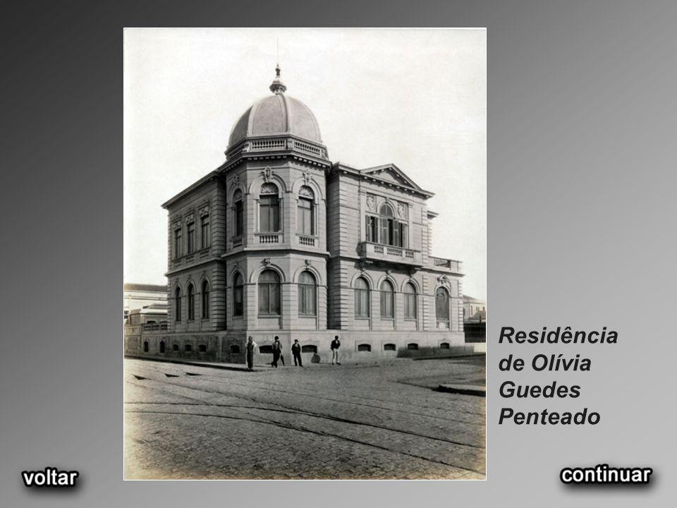 Residência de Olívia Guedes Penteado