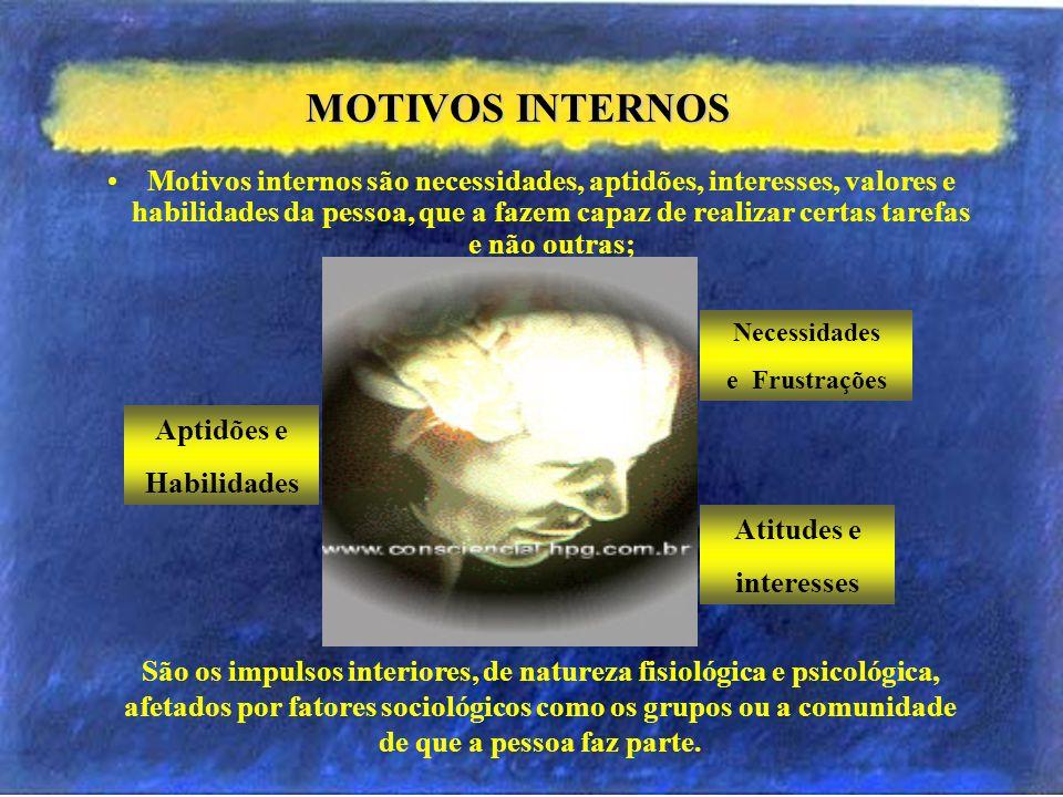 MOTIVOS INTERNOS