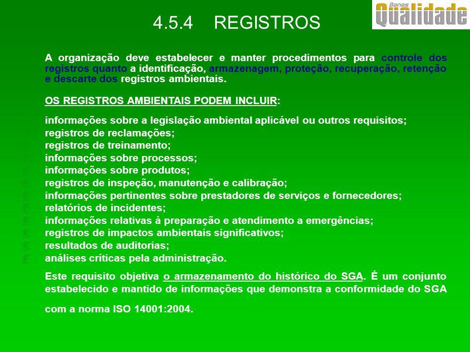 4.5.4 REGISTROS