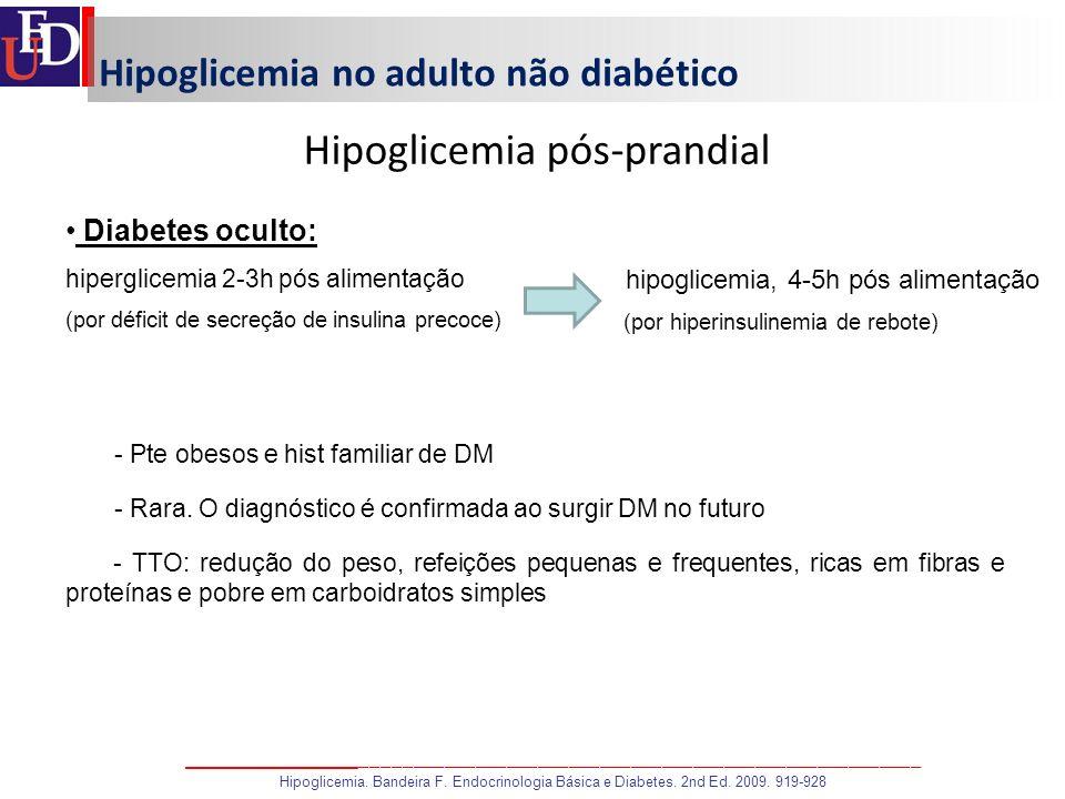 Hipoglicemia pós-prandial