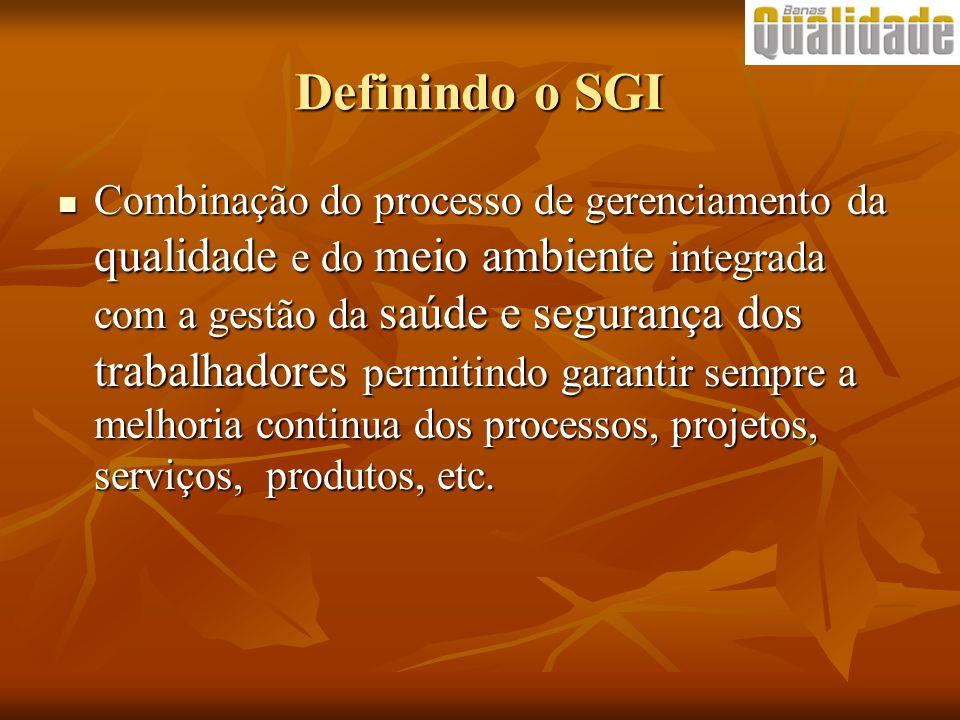 Definindo o SGI