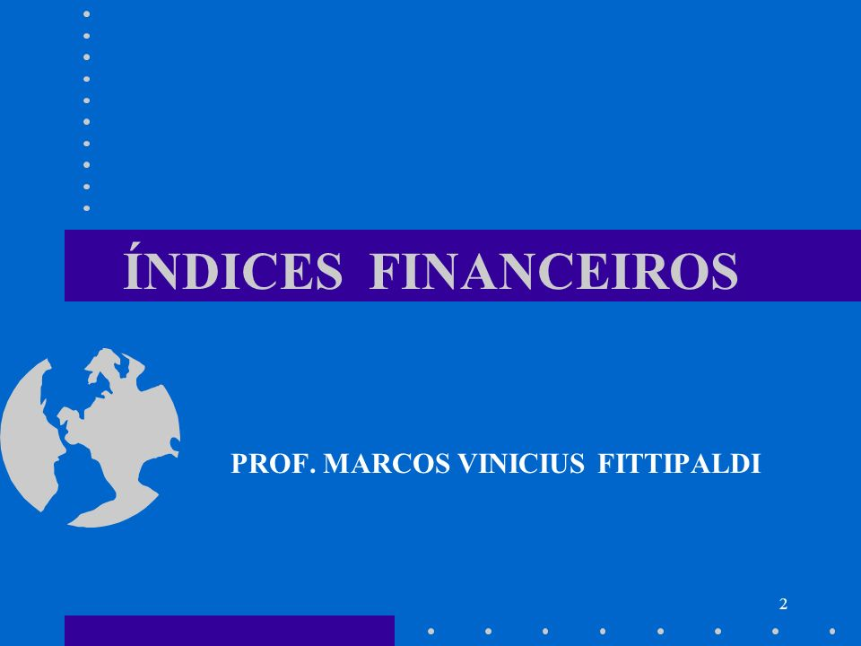 PROF. MARCOS VINICIUS FITTIPALDI