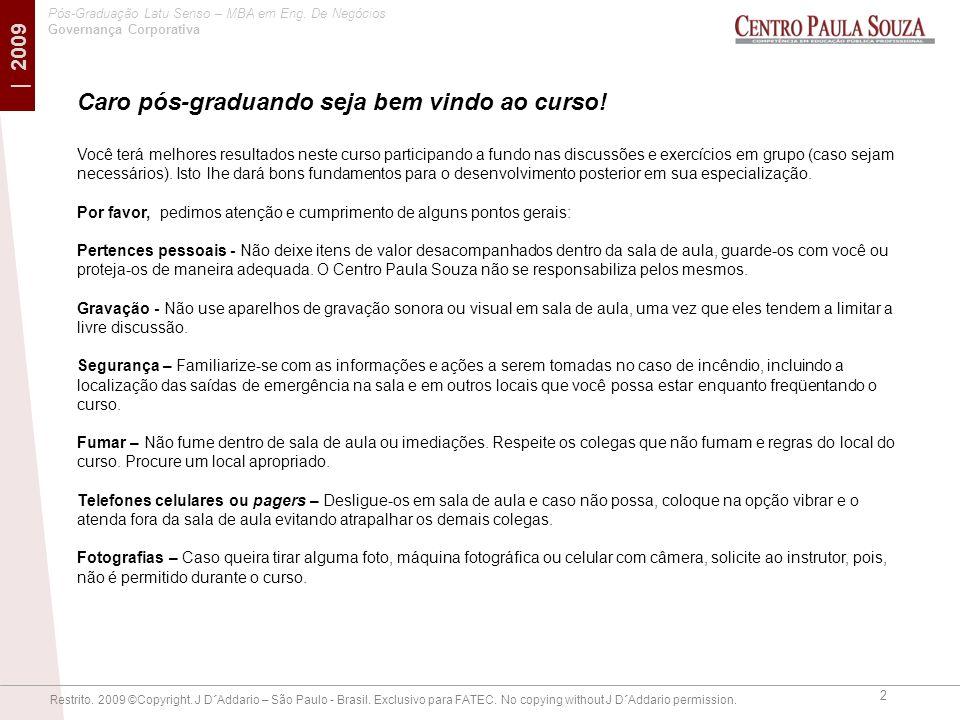 Education Center Division - Brasil