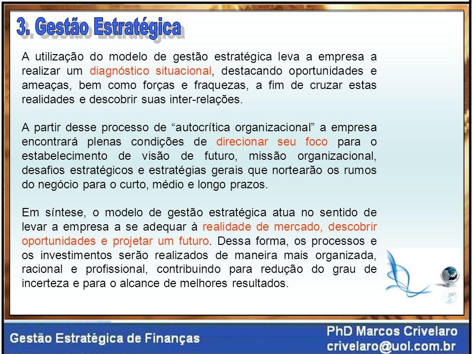 3. Gestão Estratégica