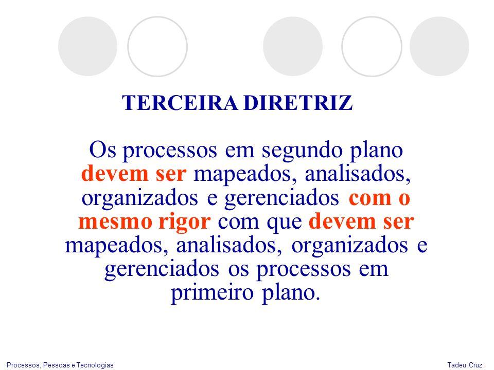 TERCEIRA DIRETRIZ