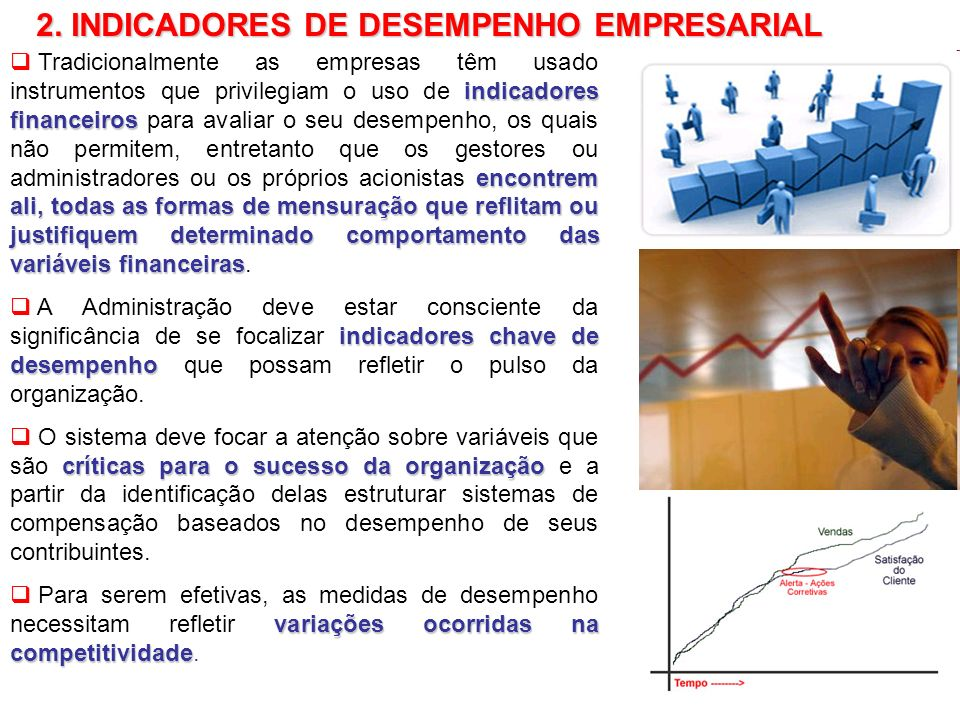 2. INDICADORES DE DESEMPENHO EMPRESARIAL