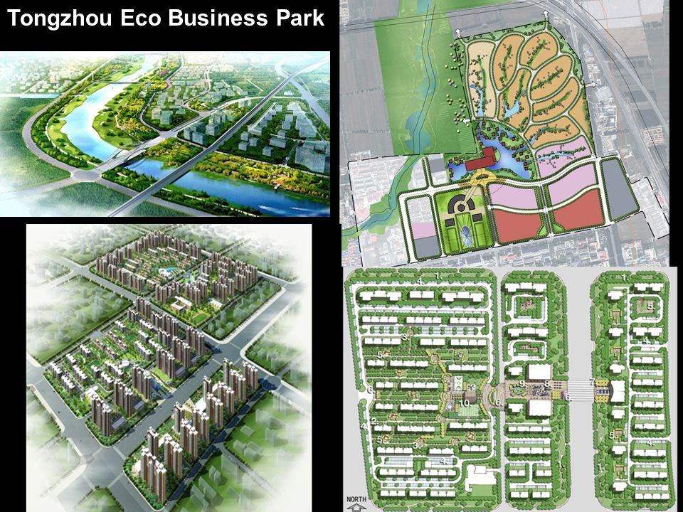 Tongzhou Eco Business Park