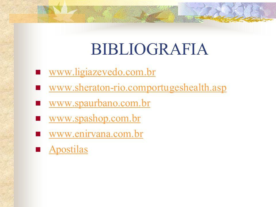 BIBLIOGRAFIA www.ligiazevedo.com.br