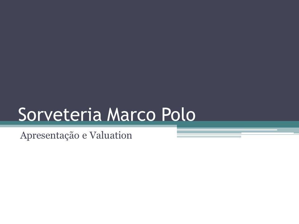 Apresentação e Valuation