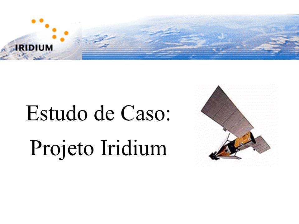 Estudo de Caso: Projeto Iridium