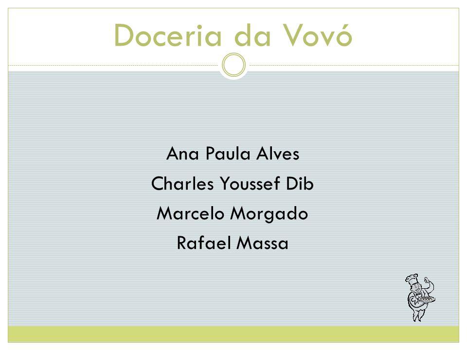 Ana Paula Alves Charles Youssef Dib Marcelo Morgado Rafael Massa