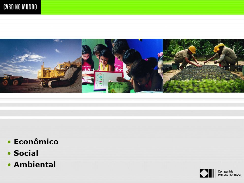 Econômico Social Ambiental