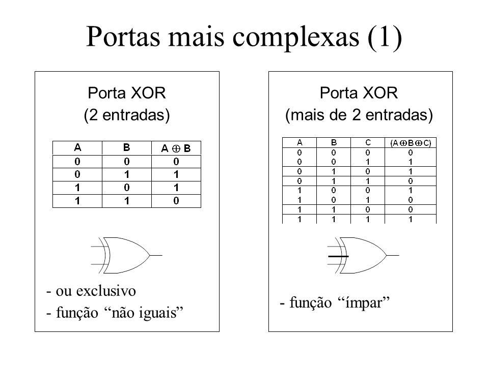 Portas mais complexas (1)
