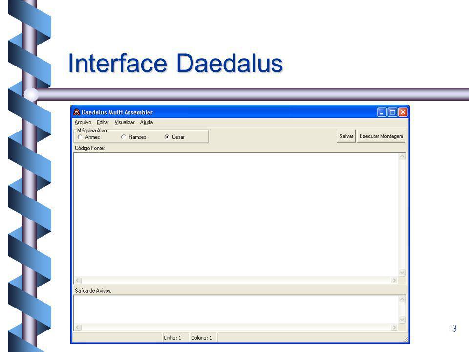 Interface Daedalus