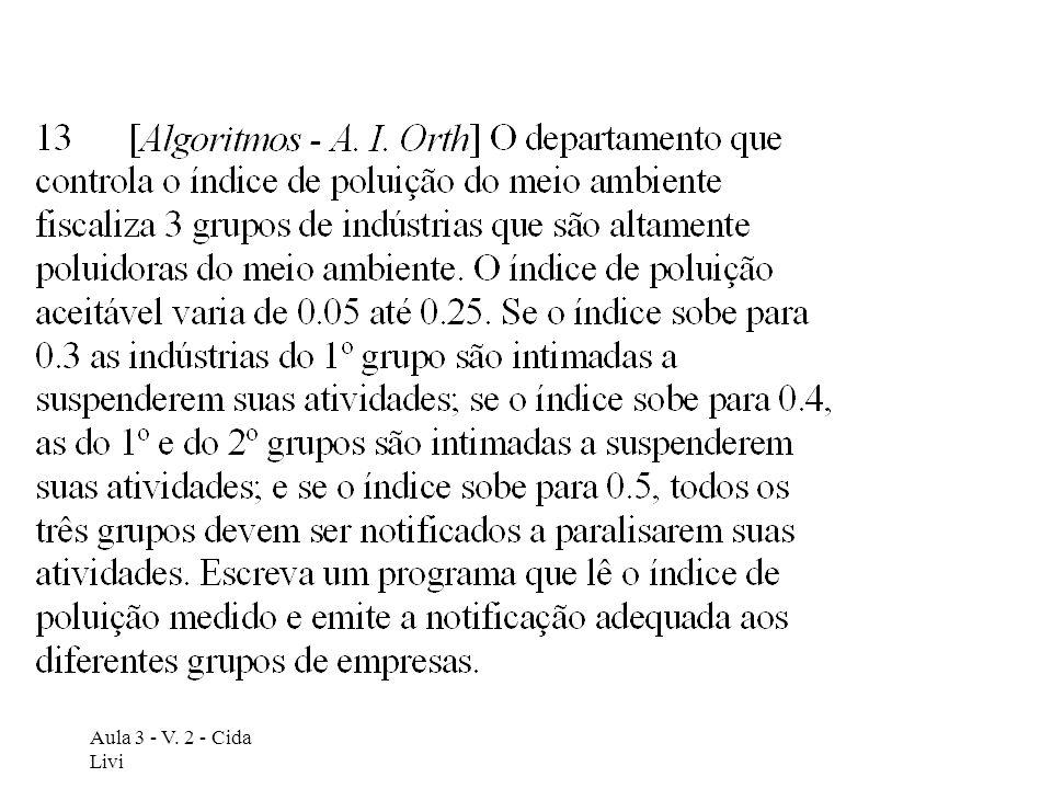 Aula 3 - V. 2 - Cida Livi