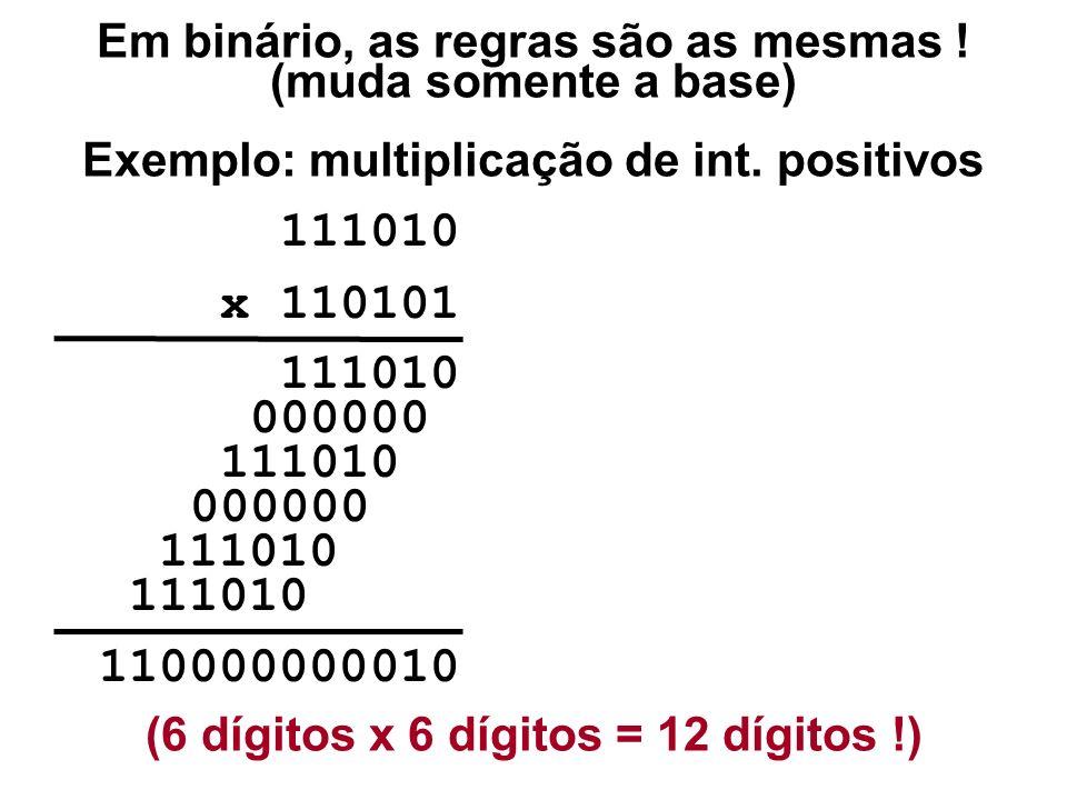 (6 dígitos x 6 dígitos = 12 dígitos !)