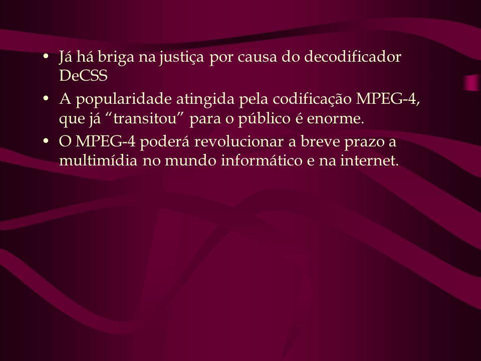 Já há briga na justiça por causa do decodificador DeCSS