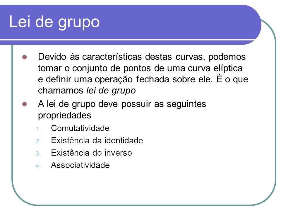 Lei de grupo
