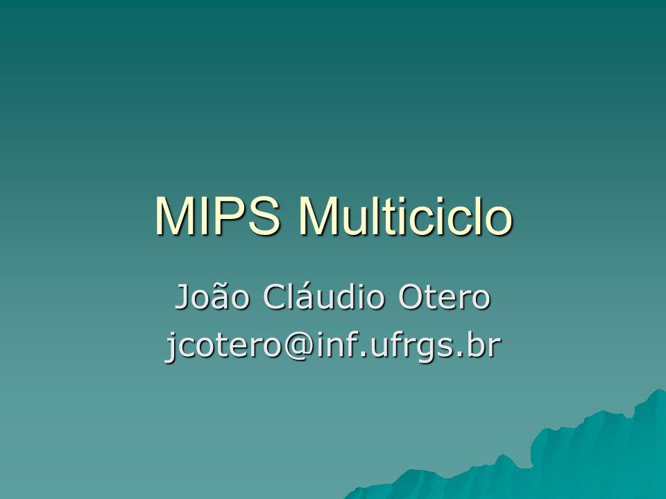 João Cláudio Otero jcotero@inf.ufrgs.br