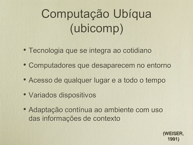 Computação Ubíqua (ubicomp)