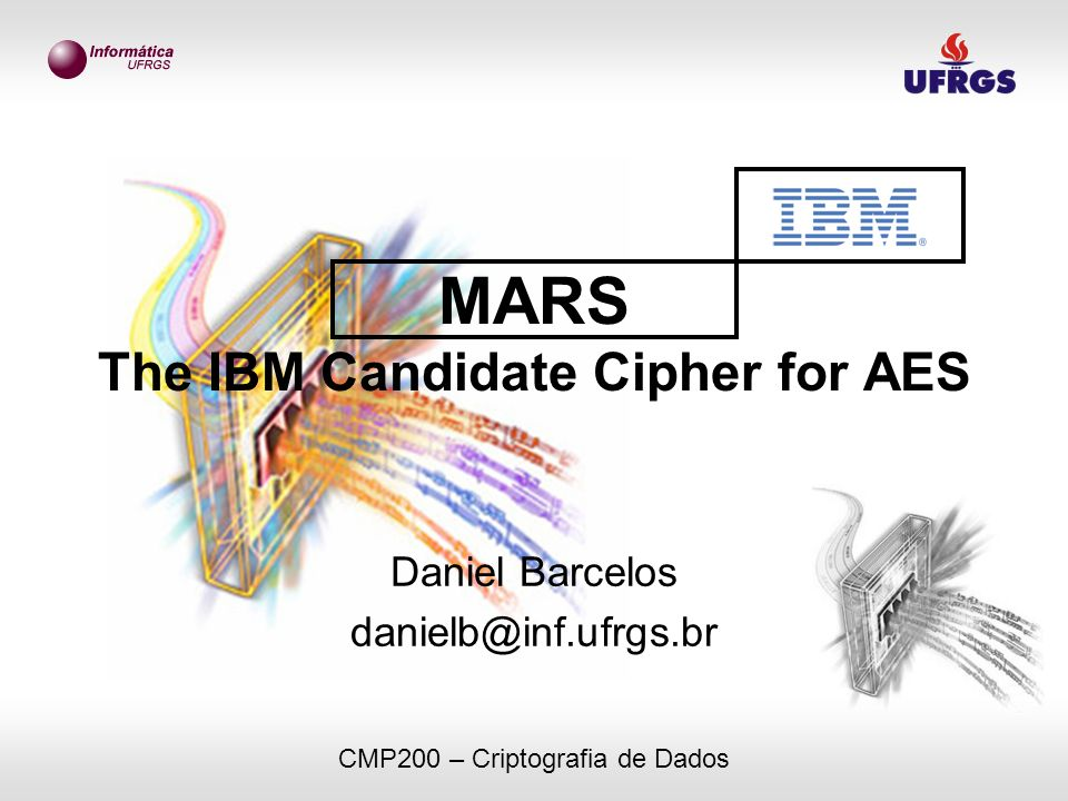 MARS The IBM Candidate Cipher for AES