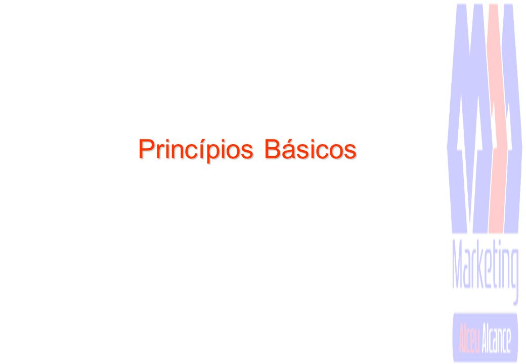Princípios Básicos