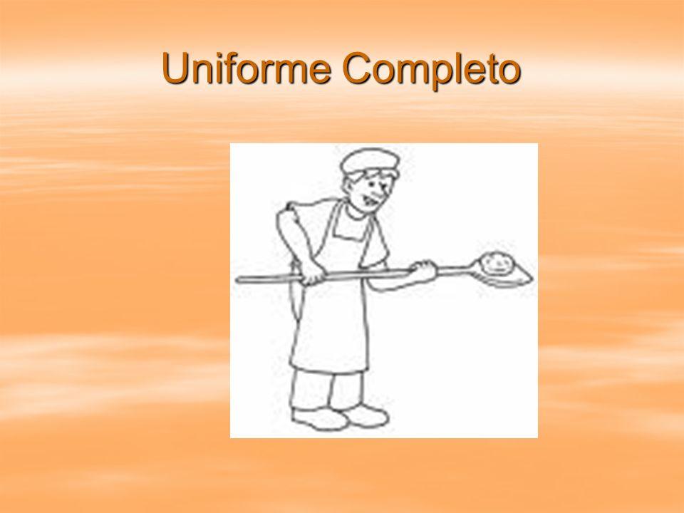 Uniforme Completo