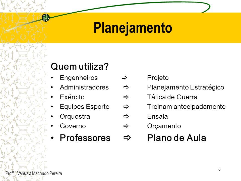 Profª. Vanuzia Machado Pereira