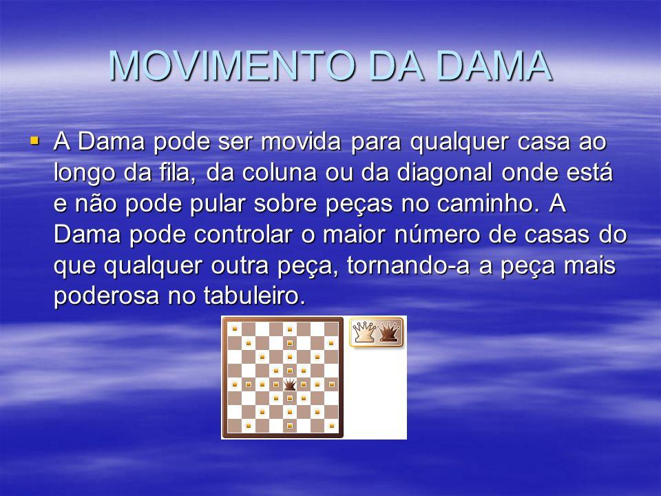 MOVIMENTO DA DAMA