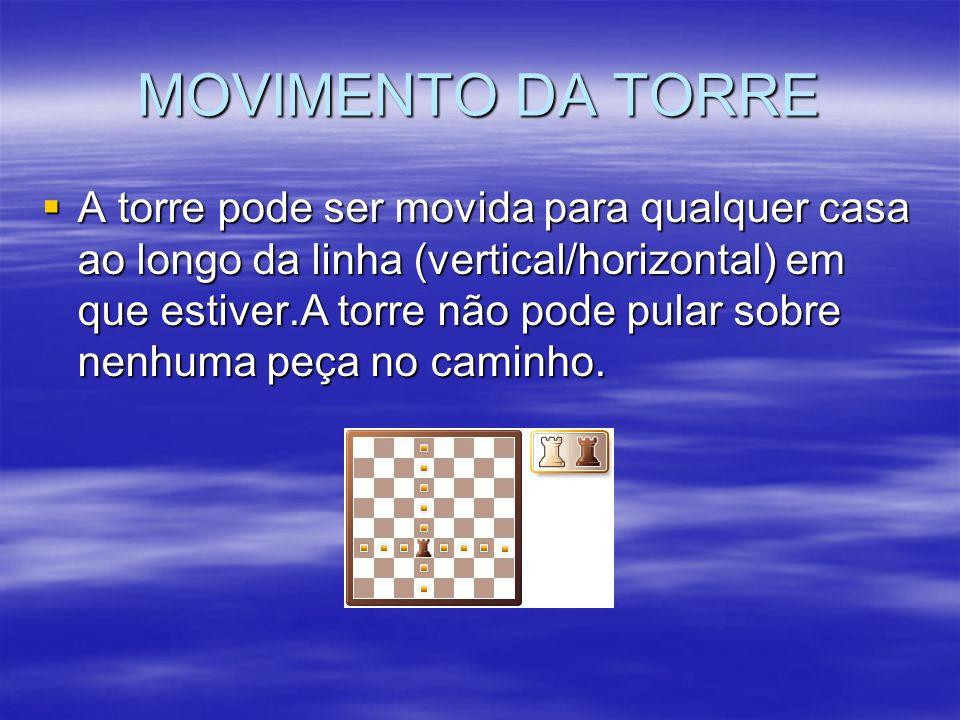 MOVIMENTO DA TORRE