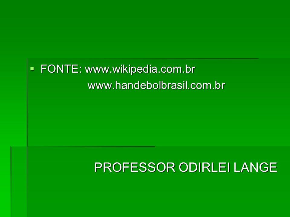 PROFESSOR ODIRLEI LANGE