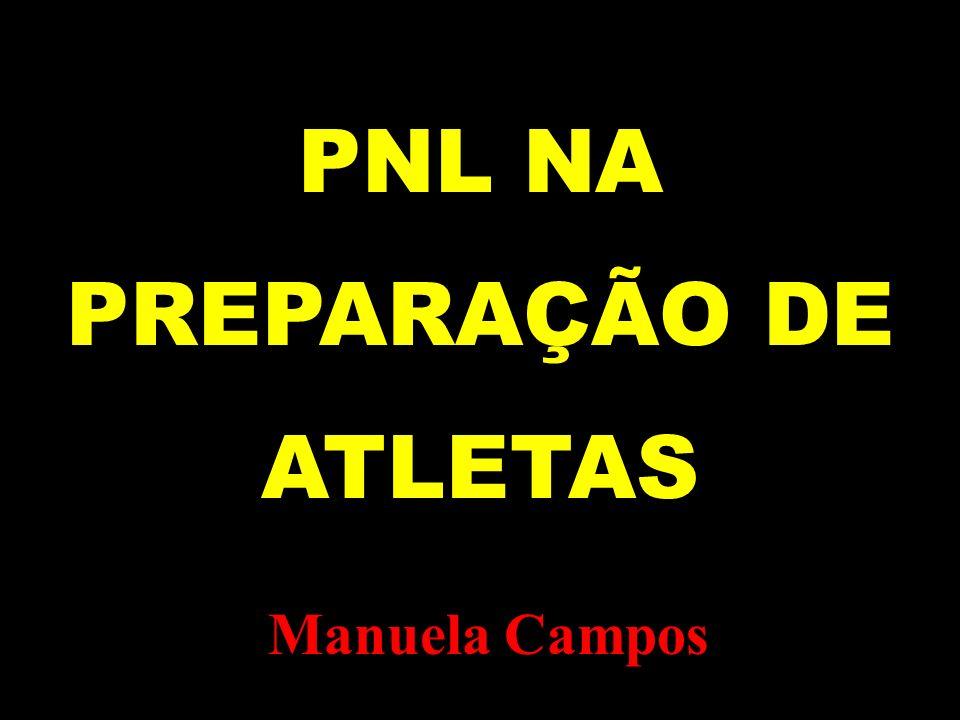 PNL NA PREPARAÇÃO DE ATLETAS