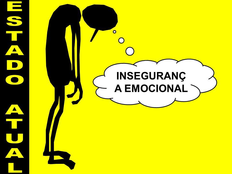 INSEGURANÇA EMOCIONAL
