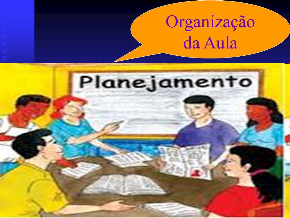 Organização da Aula