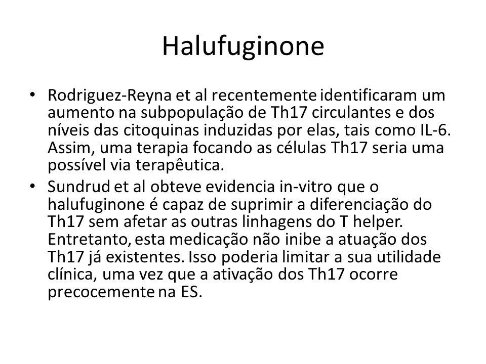 Halufuginone