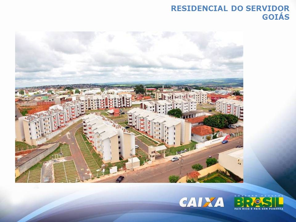 RESIDENCIAL DO SERVIDOR