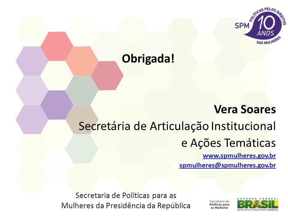 Secretaria de Políticas para as Mulheres da Presidência da República