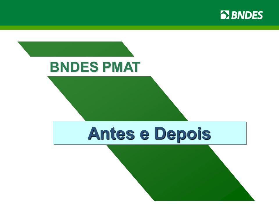 BNDES PMAT Antes e Depois