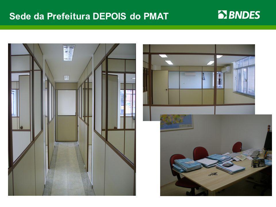 Sede da Prefeitura DEPOIS do PMAT