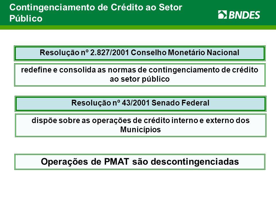 Operações de PMAT são descontingenciadas