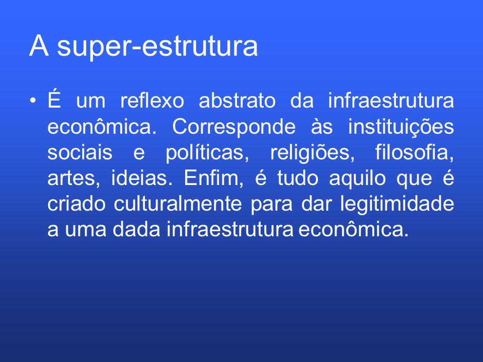 A super-estrutura