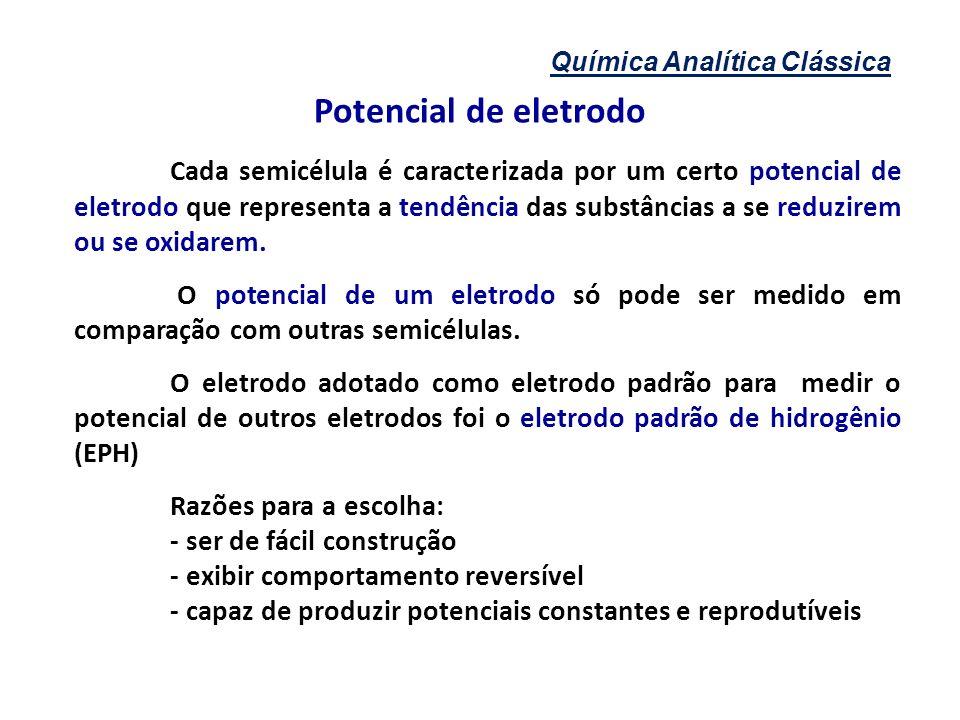 Química Analítica Clássica
