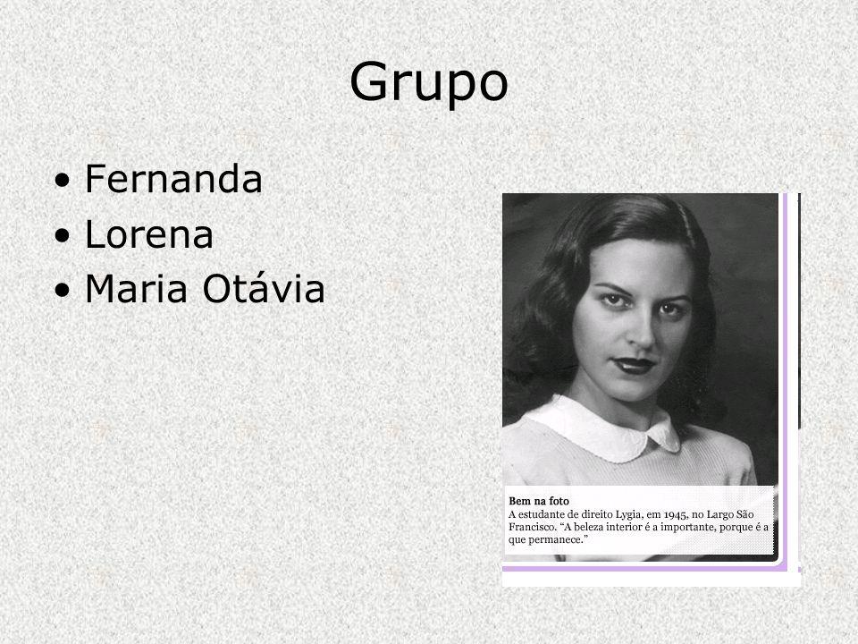 Grupo Fernanda Lorena Maria Otávia