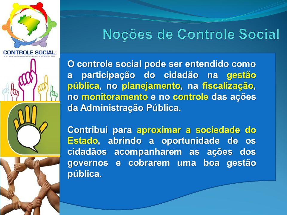 Noções de Controle Social